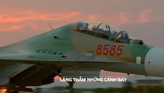 Xúc động MV tưởng nhớ 10 chiến sĩ không quân gặp nạn