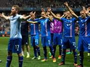 """Bóng đá - EURO 2016: Những tiết lộ """"sốc"""" về ngựa ô Iceland"""