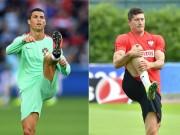 Bóng đá - Ronaldo & Lewandowski: Thất thế nhưng vẫn là anh hùng
