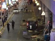 Thế giới - Đánh bom sân bay Thổ  Nhĩ Kỳ, 41 người thiệt mạng