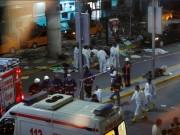Thế giới - Ảnh: Hiện trường đẫm máu vụ đánh bom sân bay Thổ Nhĩ Kỳ