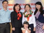 Giáo dục - du học - Thủ khoa 3 trường chuyên ở Hà Nội: Khi Toán học là niềm đam mê