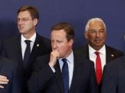 Thế giới - Thủ tướng Anh buồn, tiếc dự hội nghị EU lần cuối