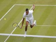 Thể thao - Hot shot Wimbledon: Trai hư xỏ háng, đàn anh choáng váng