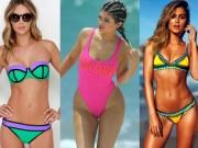 Thời trang - Bắt kịp ngay xu thế với 3 mốt bikini thời thượng