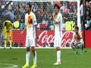 Bóng đá - Tin nhanh Euro 29/6: TBN & Anh thống trị đội hình tệ nhất vòng 1/8