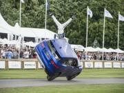 Tin tức ô tô - Phát sốt với màn trình diễn của Jaguar F-Pace