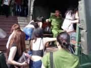 """An ninh Xã hội - Tạm giữ hơn 300 người ở tụ điểm """"ăn chơi"""" nhất Hải Phòng"""