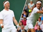 Thể thao - Chi tiết Federer - Willis: Tự kết liễu (Vòng 2 Wimbledon)