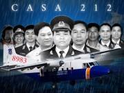 Tin tức trong ngày - [Infographic] Chân dung 9 thành viên tổ bay CASA-212