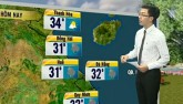 Dự báo thời tiết VTV ngày 29/6