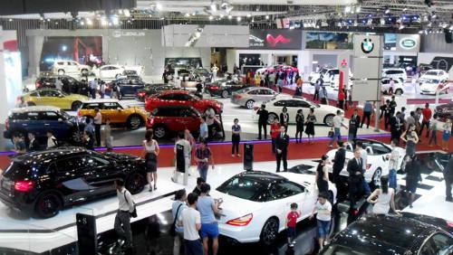 Tất tật thông tin thuế tiêu thụ đặc biệt với ôtô từ ngày 1.7 - 1