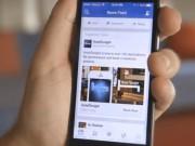 Công nghệ thông tin - Facebook lại thay đổi thuật toán News Feed