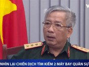Tin tức trong ngày - Tướng Vịnh nói về tai nạn kép của Su-30MK2 và CASA 212