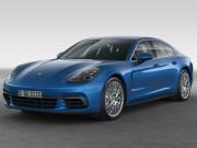 Tư vấn - Porsche Panamera 2017: Siêu mạnh mẽ và lịch lãm