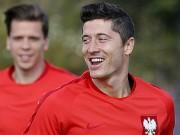 Bóng đá - Tin nhanh Euro 30/6: Lewandowski cần được trọng tài bảo vệ