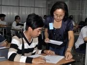 Tin tức trong ngày - Gần 888.000 thí sinh làm thủ tục dự thi THPT Quốc gia