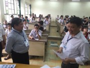 Giáo dục - du học - Thứ trưởng Bộ GD-ĐT: Nên coi thi cử là việc nhẹ nhàng