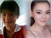"""Làm đẹp - 7 mỹ nữ nổi tiếng Thái Lan đẹp nhờ """"đập mặt đi xây lại"""""""