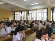 Giáo dục - du học - Hôm nay, gần 900.000 thí sinh thi môn đầu tiên kỳ thi THPT Quốc gia