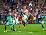 Bóng đá - Tin nhanh Euro 30/6: Bồ Đào Nha có thể lại xấu xí