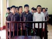 An ninh Xã hội - Ba kẻ truy sát nhà báo ở Thái Nguyên lĩnh án