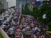 Tin tức trong ngày - Chuyên gia hiến kế cấm xe máy năm 2025