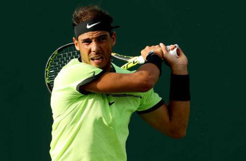 Tin thể thao 1/4: Nadal lần thứ 5 vào chung kết Miami