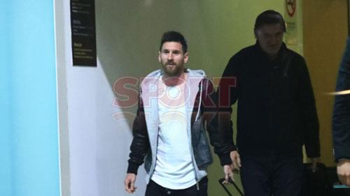 Chấn động Barca, Messi nghỉ Siêu kinh điển - 2