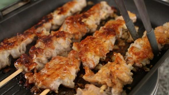 """Thịt xiên nướng kiểu Hàn vàng ươm, thơm phức """"gây nghiện"""" cả nhà - 6"""