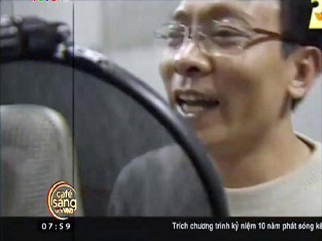 Bất ngờ vì giọng hát của MC Lại Văn Sâm