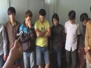 17 thanh niên hít ma túy để tạo hưng phấn chơi game