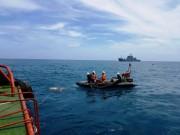 Tin tức trong ngày - Đã tìm thấy toàn bộ 9 thuyền viên tàu Hải Thành bị mất tích