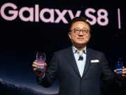 Samsung Galaxy S8 sẽ bán gấp đôi số lượng Galaxy S7