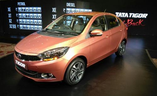 Tata Tigor: Ô tô cực rẻ chỉ 148 triệu đồng - 1