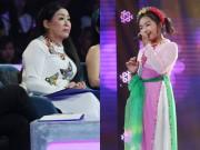 Ca nhạc - MTV - NSND Thu Hiền rơi nước mắt trước giọng ca nhí