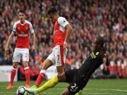 Arsenal - Man City: Ozil giật gót, Sanchez hụt siêu phẩm