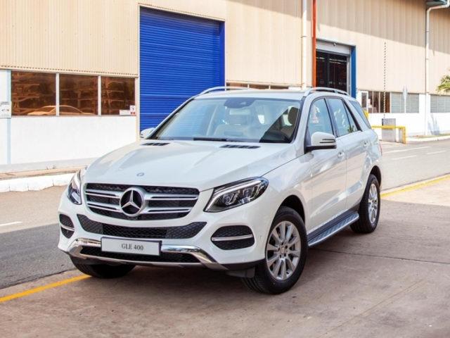 Mercedes GLE ở Việt Nam dùng hộp số 9 cấp, giá không đổi