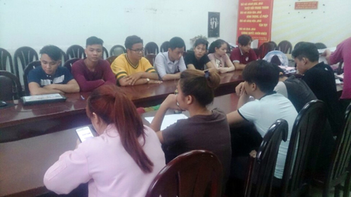 Vụ thiếu nữ bị nhóm giang hồ cắt tai ở SG: Tạm giữ cô gái cầm đầu