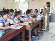 Giáo dục - du học - Tăng áp lực kỳ thi tuyển sinh lớp 10 công lập
