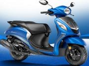 2017 Yamaha Fascino giá 19,8 triệu đồng cho nữ sinh