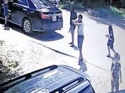 Đang ngồi uống nước, bị 3 kẻ lạ mặt đi ô tô bắn chết