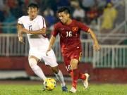 Bóng đá - Mỏi mắt tìm mũi nhọn trên hàng công U23 Việt Nam