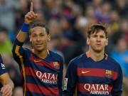Bóng đá - Messi và Neymar đấu đá, nội bộ Barca nguy cơ loạn