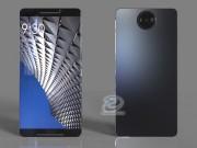 Dế sắp ra lò - Nokia 8 concept không viền màn hình cực đẹp