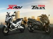 Thế giới xe - Chọn xe ga mới Honda X-ADV hay Yamaha T-Max?