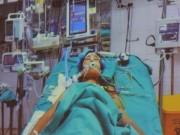 """Sức khỏe đời sống - 100 y bác sĩ """"cân não"""" ghép gan cứu sống bệnh nhân xin về chờ chết"""
