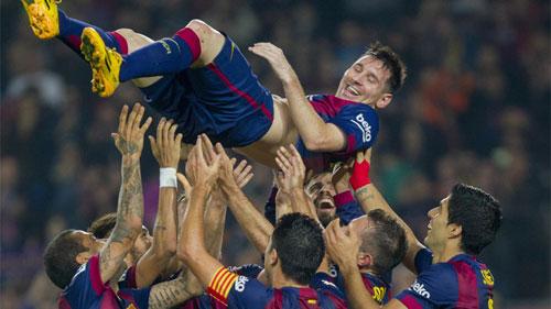 """""""Đầu gấu"""" Messi trở lại: Mồi ngon, Pichichi & vì Neymar"""