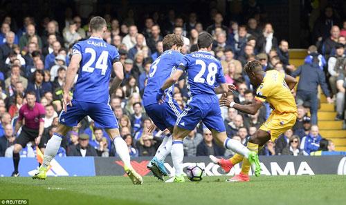 Chelsea rối loạn đấu Man City: Stamford Bridge run rẩy - 1