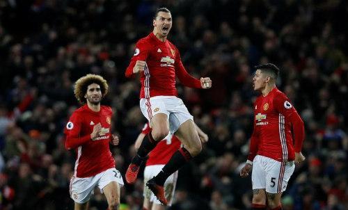 Nhận định bóng đá MU - Everton: Thỏa nỗi nhớ Ibrahimovic - 1